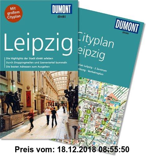 Gebr. - DuMont direkt Reiseführer Leipzig