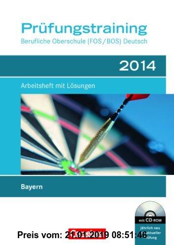 Gebr. - Prüfungstraining 2014: Arbeitsheft mit Lösungen und CD-ROM