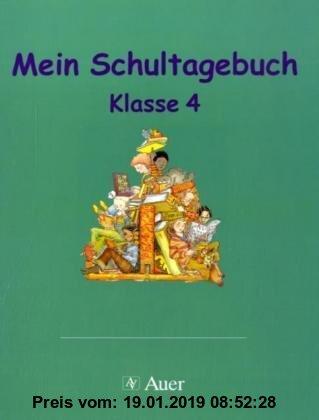 Gebr. - Mein Schultagebuch - Klasse 4