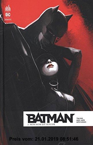 Gebr. - Batman Rebirth, Tome 2 : Mon nom est suicide