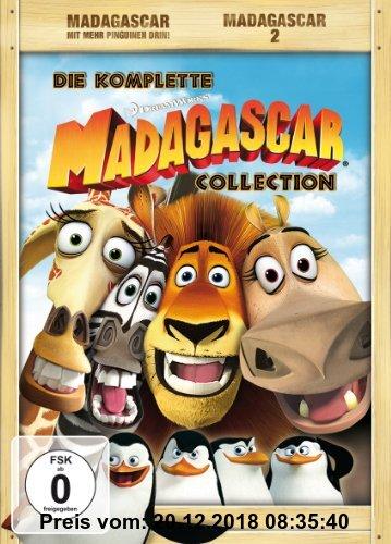 Gebr. - Madagascar / Madagascar 2 [Blu-ray]