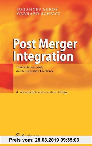 Gebr. - Post Merger Integration: Unternehmenserfolg durch Integration Excellence