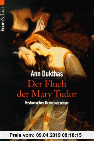 Gebr. - Der Fluch der Mary Tudor. Historischer Kriminalroman.