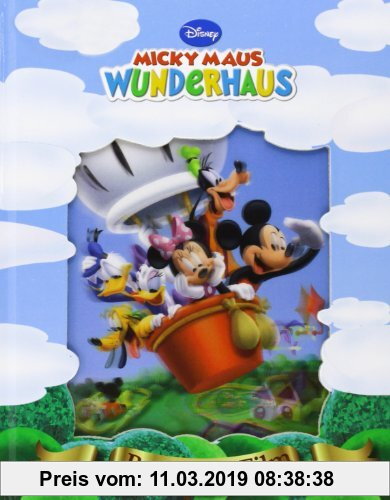Gebr. - Disney Magical Story: Mickey Maus Wunderhaus