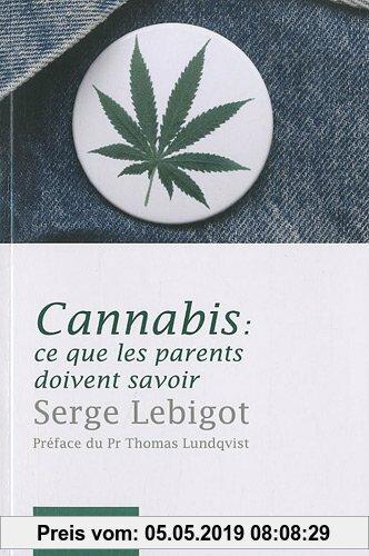 Gebr. - Cannabis : ce que les parents doivent savoir