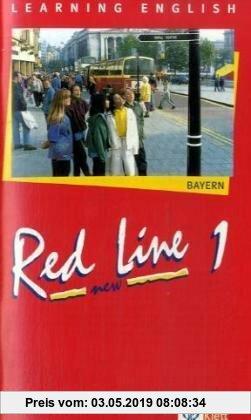 Gebr. - Red Line New - Bayern: Learning English. Red Line 1. New. Vokabellernheft. Bayern: Klasse 5. Lehrwerk für die 6-stufige Realschule