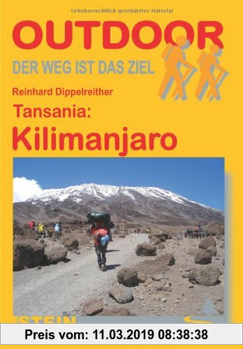 Gebr. - Tansania: Kilimanjaro