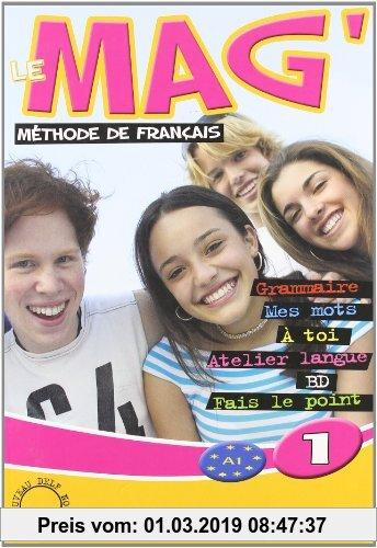 Gebr. - Le mag' 1 : Méthode de français