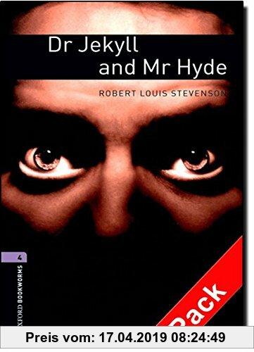 Gebr. - Oxford Bookworms Library: 9. Schuljahr, Stufe 2 - Dr Jekyll and Mr Hyde: Reader und CD