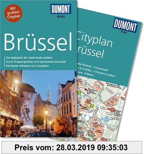 Gebr. - DuMont direkt Reiseführer Brüssel