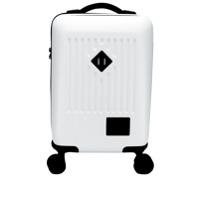Herschel Supply Co. valise à roulettes à détails embossés - Blanc
