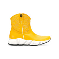 Texas Robot ankle boots - Jaune