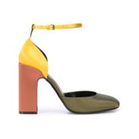 Fabrizio Viti escarpins colour block - Multicolore