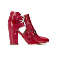 Laurence Dacade Sheena ankle boots - Rouge