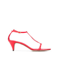 Marskinryyppy sandales Charly 50 - Rouge