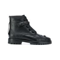 Rue St Santiago boots - Noir