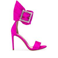 Alexandre Vauthier sandales Yasmine - Rose