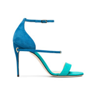 Jennifer Chamandi sandales Rolando 105 - Bleu