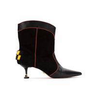 Andrea Bogosian ankle boots - Noir