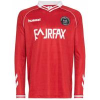 424 t-shirt Hummel Fairfax Football - Rouge