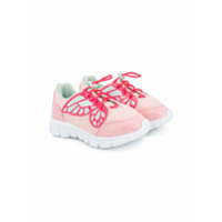 Sophia Webster Mini baskets Chiara - Rose