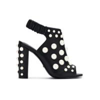Olympiah embellished sandals - Noir