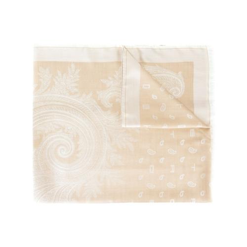 Etro écharpe imprimée - Tons Neutres