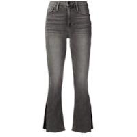 FRAME Le Crop mini boot jeans - Gris