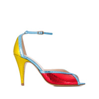 Lenora sandales Lisa - Rouge