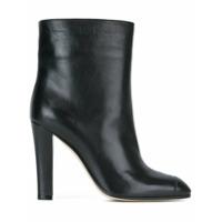 Agnona bottines classiques - Noir