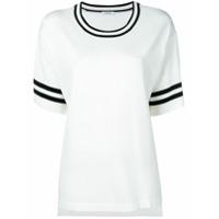 P.A.R.O.S.H. t-shirt Running - Blanc