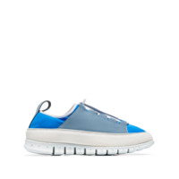Sunnei baskets Watershoe - Bleu