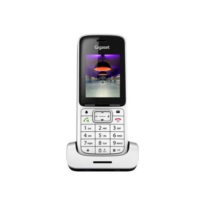 Sl450Hx CAT-iq VoIP silber Telefon