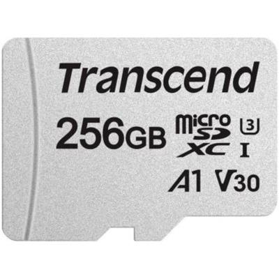 Transcend microSD Card 300S 256Gb Sdxc inkl. Adapter Karten