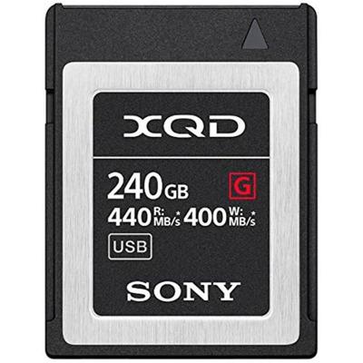 Sony Qd-G240F 240 GB XQD Card G Speicherkarten
