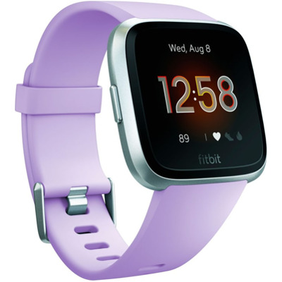 Fitbit Versa Lite Lilac/Silver Smartwatch