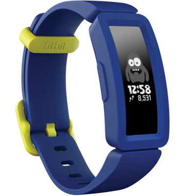 Fitbit Ace 2 Night Sky / Neon Yellow Activity Tracker