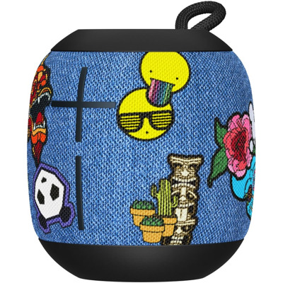 Ultimate Ears Wonderboom - Patches Bluetooth Lautsprecher