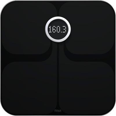 Fitbit Aria 2 schwarz Smart Waage