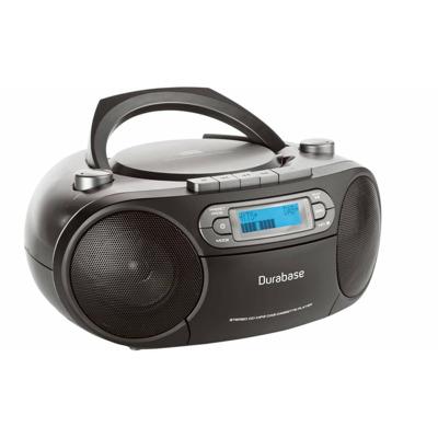 Durabase Nx-Cdcr100 Dab+ CD-Radio