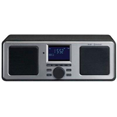 Lenco Dar-015 - Schwarz Dab+ Radio