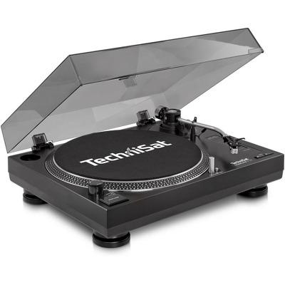 Technisat TechniPlayer LP 300 - Schwarz DJ Plattenspieler