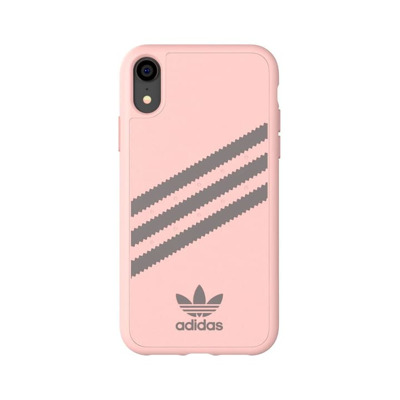 Adidas Originals Moulded Case PU Suede pink Hülle