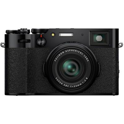 Fujifilm X100V Black Kompaktkamera