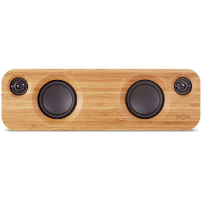 House of Marley Get Together Mini - Signature Black Bluetooth Lautsprecher