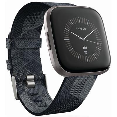 Fitbit Versa 2 SE Smoke Woven Smartwatch