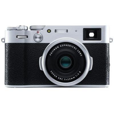 Fujifilm X100V Silver Kompaktkamera