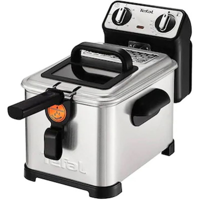 Tefal Filtra Pro Inox & Design Fritteuse