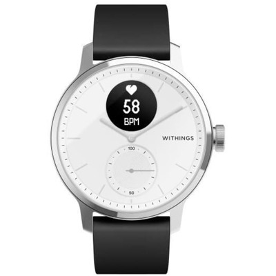 Withings Scanwatch 42mm/White Smartwatch