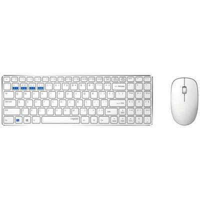 Rapoo Tastatur-Maus-Set 9300M